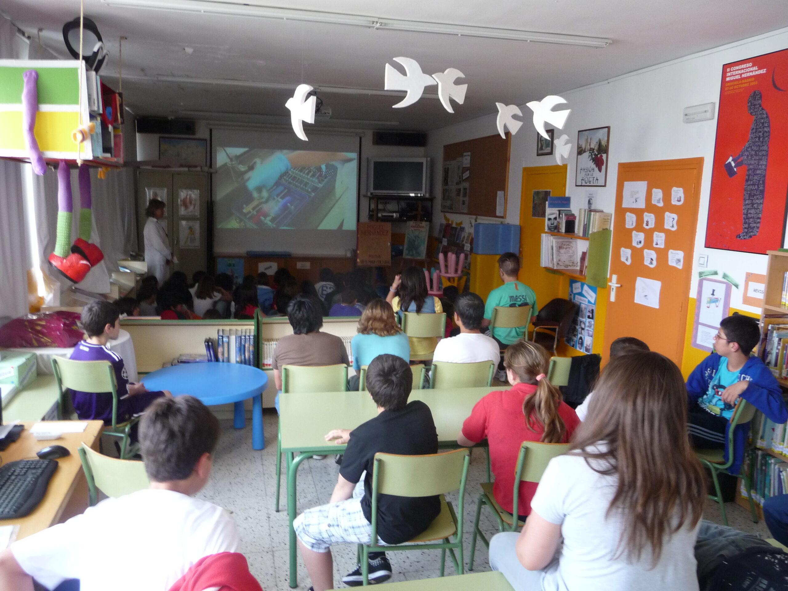 SEMANAS DE EDUCACIÓN AMBIENTAL 3