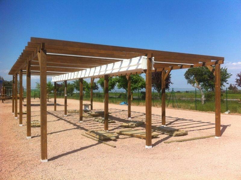 DISEÑO Y CONSTRUCCIÓN DE UN PARQUE MULTIAVENTURA 4
